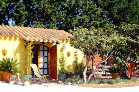 Independant, sunny gite on owners country property - Espira de l@Agly - Guesthouse