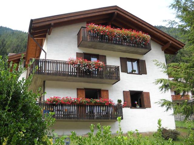 Appartamento vicino Pinzolo - Darè