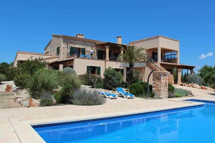 Finca Marilisa casita 4-5 pax - Manacor, Cales de Mallorca - Apartament