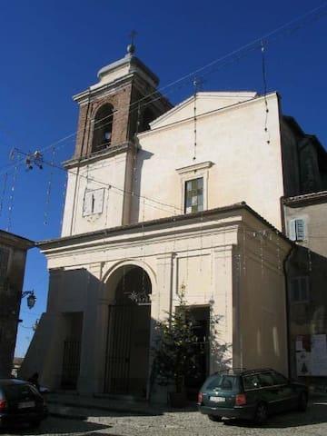 Palazzo mocci - Castel San Pietro Romano - Pis