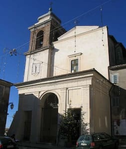 Palazzo mocci - Castel San Pietro Romano