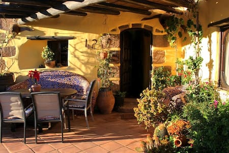 Casa Feliz - Finca mit Meerblick - La Asomada - Haus