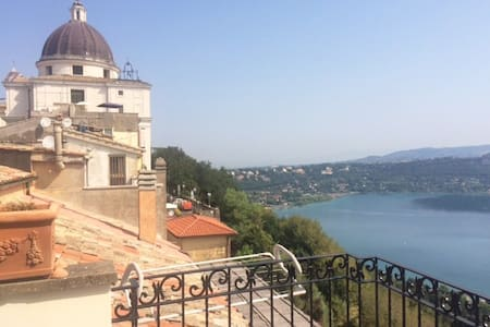 Studio-view at Castelgandolfo TOP