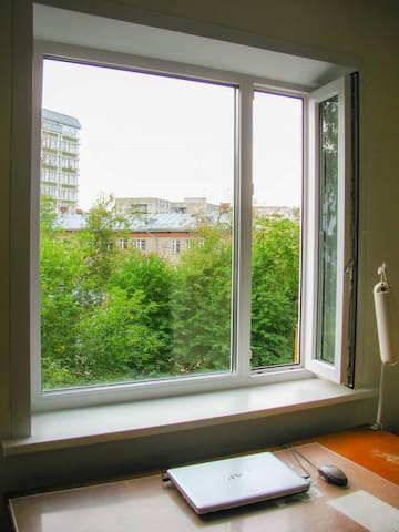 Cosy room in city centre - Perm - Departamento