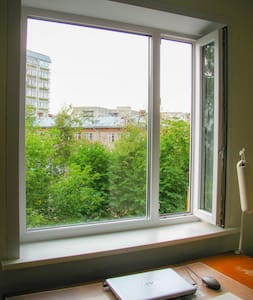 Cosy room in city centre - Perm - Apartment