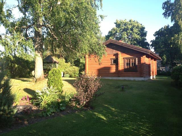 House Lux Sauna 75 EUR( 1.09-31.05) - Zvejniekciems - Casa