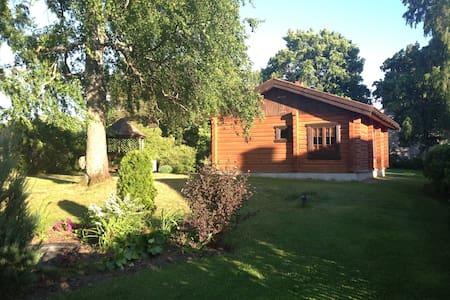 House Lux Sauna 75 EUR( 1.09-31.05) - Zvejniekciems
