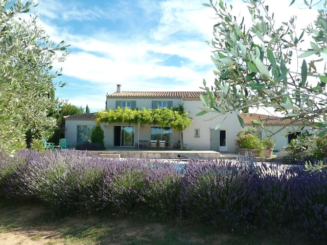 villa aurelia en provence verte - Pourrières - House