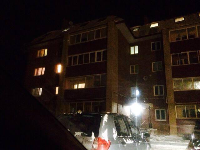 Екатеринбург - Bolshoy Istok - อพาร์ทเมนท์