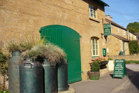Boutique style B&B in Somerset jacuzzi bath/shower - Nr South Petherton - Bed & Breakfast