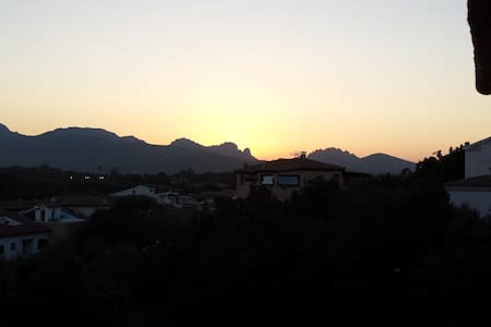 THE WHITE LOFT SUNSET VIEW - Porto Rotondo - Loft