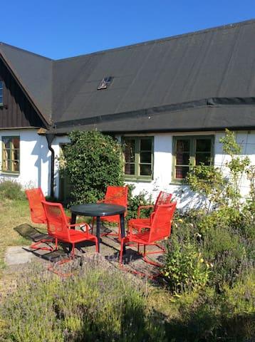 Gammelgården i Kaptensgården/Skanör