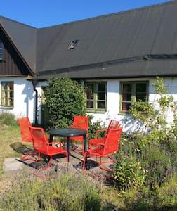 Gammelgården i Kaptensgården/Skanör - Skanör - Rumah