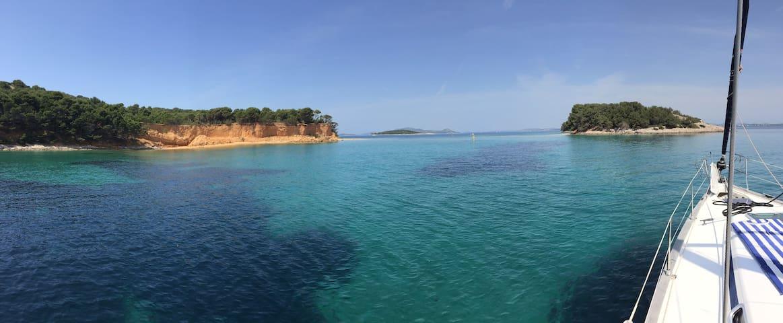 Extraordinary Sailing Holidays!! - Stretto - Barca