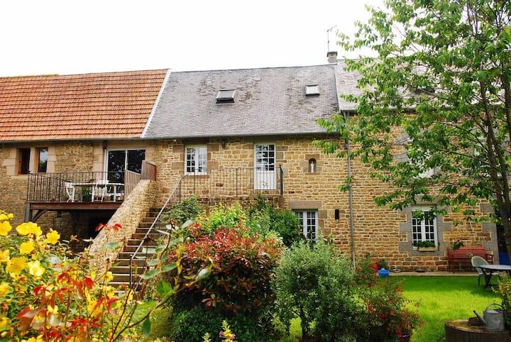 Gîte/Guest House close to the Mont Saint Michel