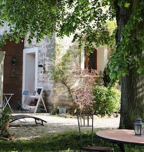 """Le gîte """"La Poussinière"""" - Auvers-Saint-Georges - House"""