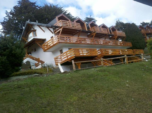BARILOCHE CLUB HOTEL CATEDRAL - Bariloche - Apartamento