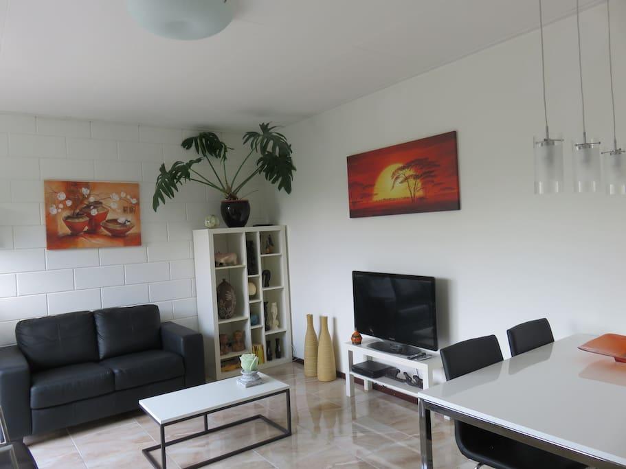 Huiskamer/living room