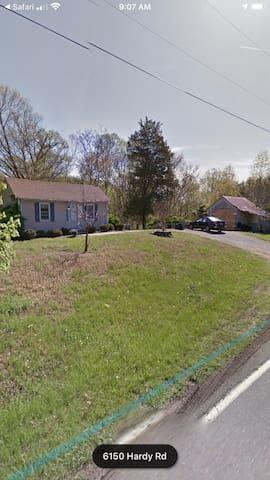 Little House Near Smith Mountain Lake