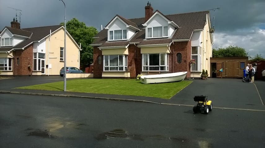 The Willows, Castleblayney - Castleblayney - Rumah