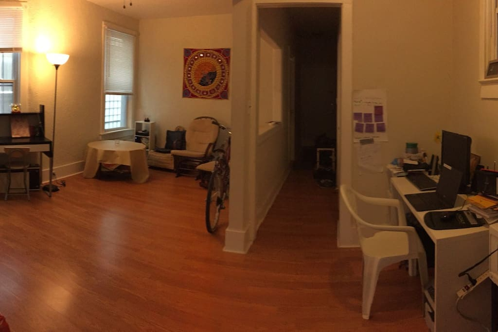 1 Bedroom With Bed And A Closet Apartments For Rent In Jersey City New Jer
