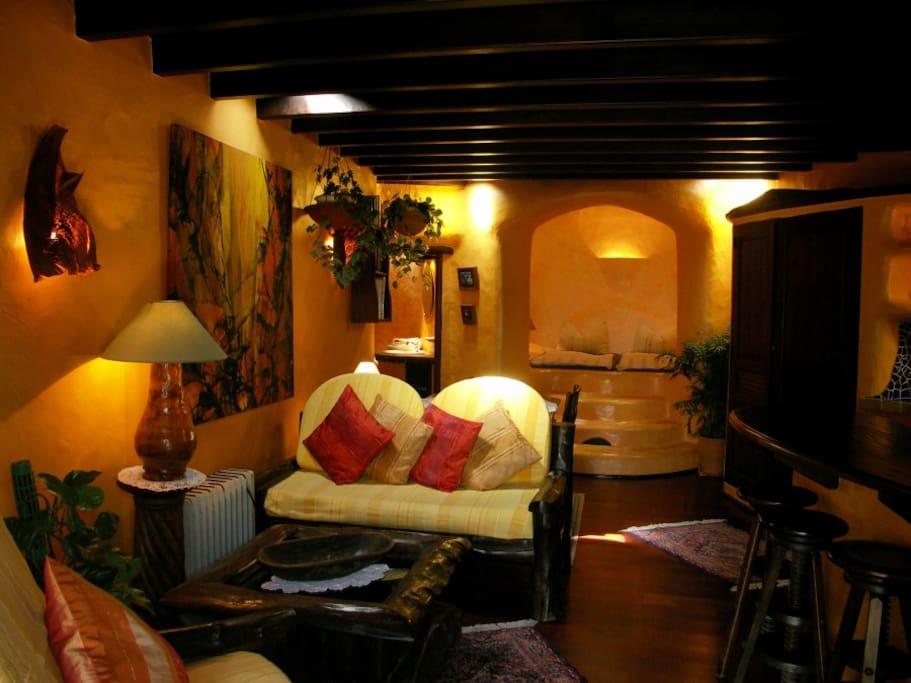 Casa de Niro - Apartment mit Honeymoon-Suite
