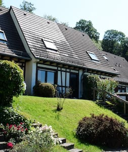 Rural and comfortable cottage - Lembach