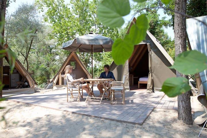 Venice - Luxury glamping tents! - Cavallino-Treporti - Tent