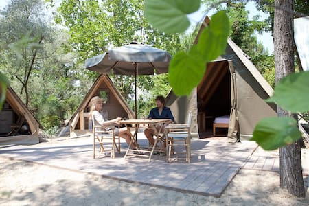 Venice - Luxury glamping tents! - Tent