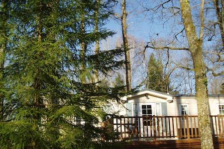 Mobile Home on a Rural Campsite*** - Condat-sur-Ganaveix