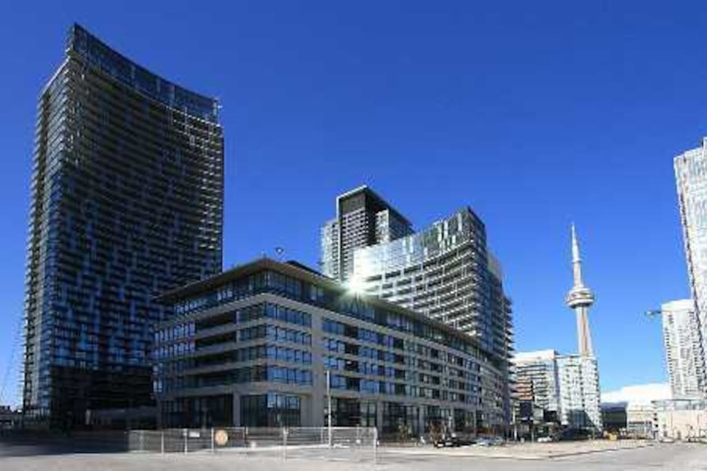 10 Capreol Ct, Toronto