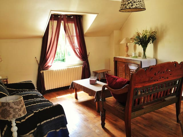 "Appartement ""Les Moulins"" - Giverny - Huoneisto"