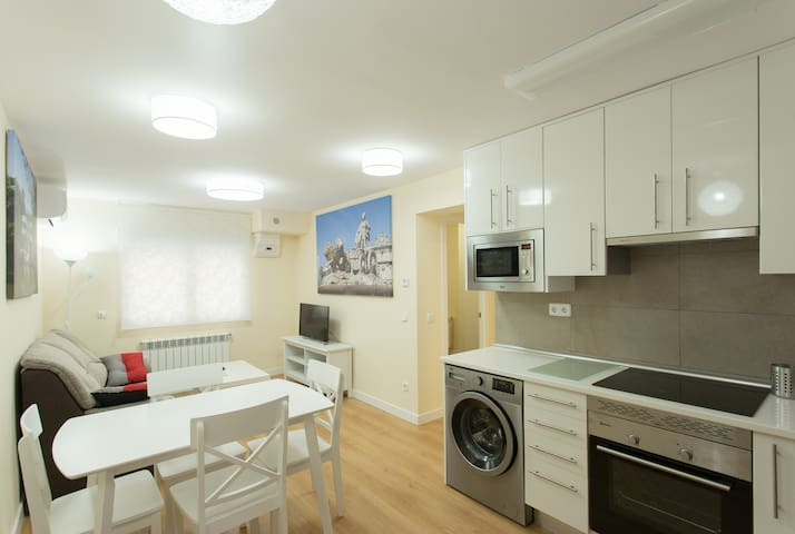 Preciosidad de Piso!!! - Madrid - Apartment