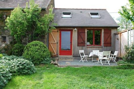 Le Petit Gîte de Langon,maison écologique avec vue - Langon