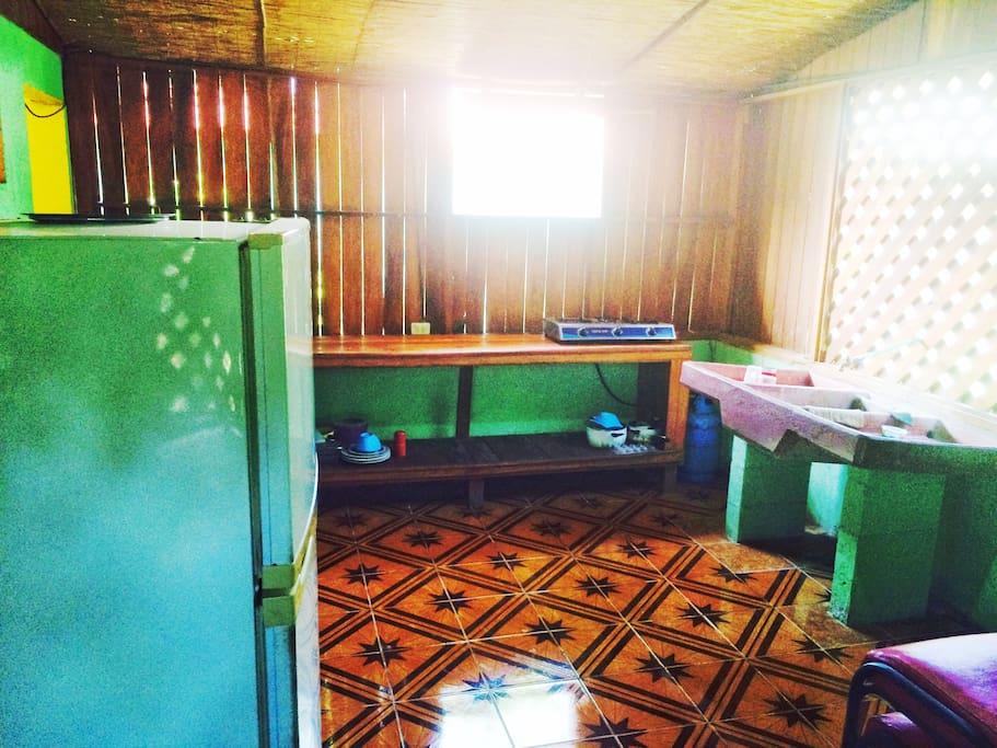 Casa Congo's Kitchen