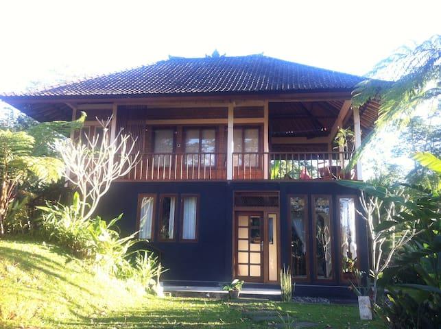 Bali Mountain Villas - Rumah Coklat - Selemadeg - Villa