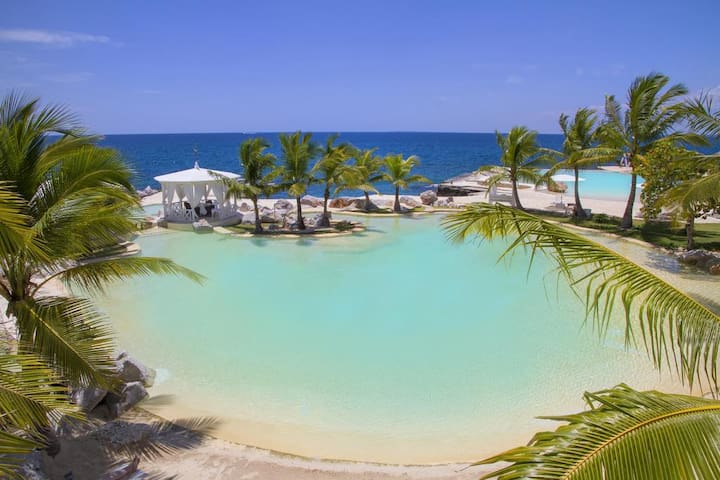Beautiful Condo at Tracadero Beach Resort