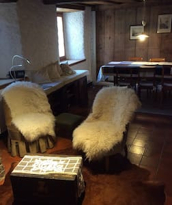 Appartement de charme à la montagne - Haut-Intyamon - Apartment - 2