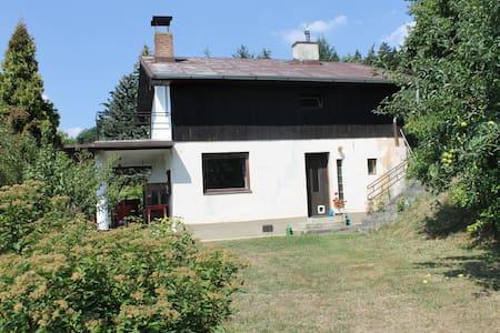 Chata v Posázaví - Nespeky