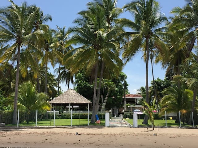 BEACH HOUSE IN PARADISE - El Zapote, Barra de Santiago - Casa