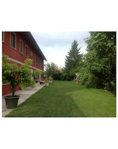 The Red Farmstead - Vigliano d'Asti - Apartment