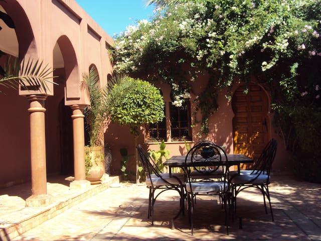 Villa dans la Palmeraie - Marrakesh - Huis