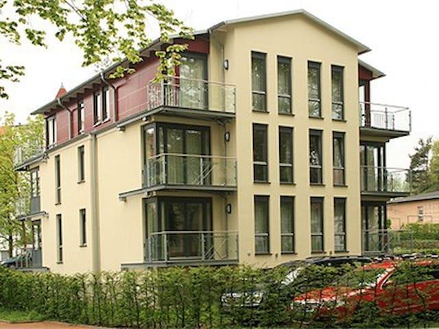 Villa Maxim - Heringsdorf - Huoneisto