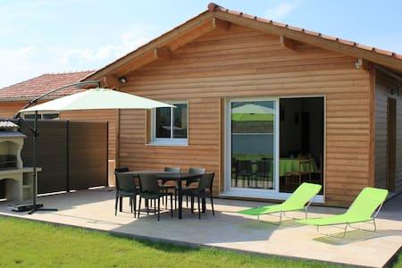 Gite Maison Bois au Pays Basque - Saint-Jean-le-Vieux - Haus