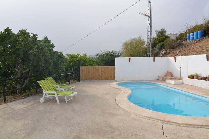Casa Rural en la Axarquía malagueña - Alcaucín - Villa