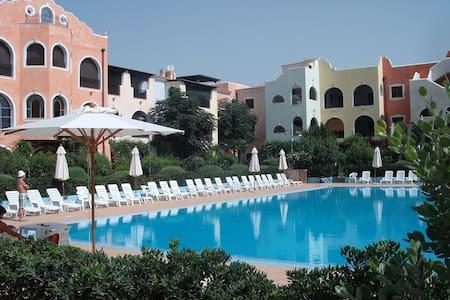 Appartamento con piscina - Marina di Pisticci - อพาร์ทเมนท์
