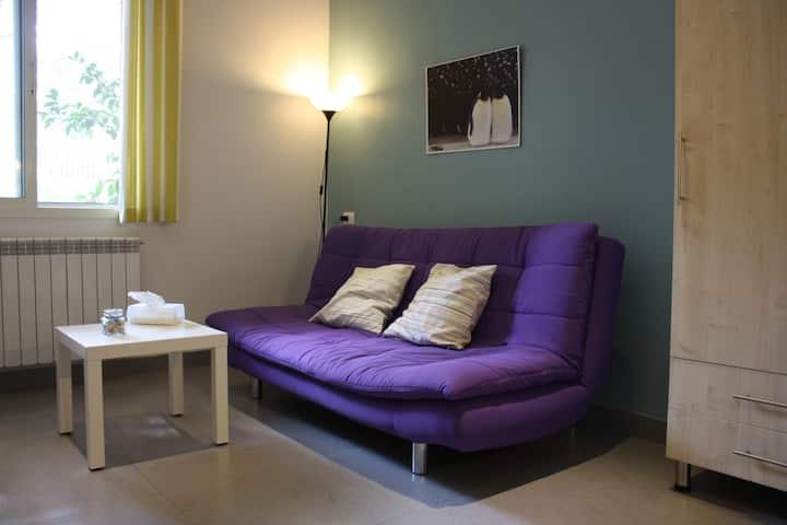 Fully Furnished Studio18 - Ajaltoun