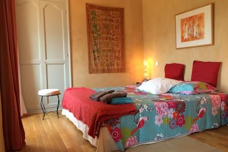 Maison de charme, grande terrasse - Montegrosso