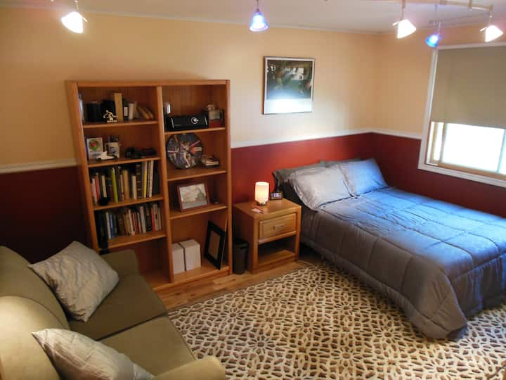 Top rated room in Spokane! 10 Min to Downtown