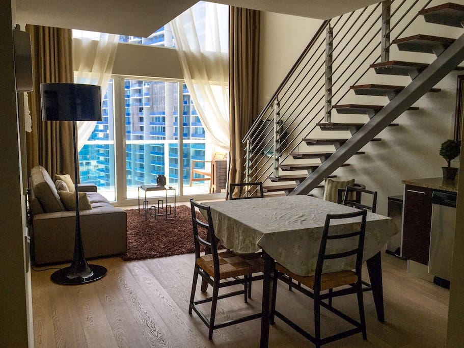 Two-Story Loft Brickell Spectacular
